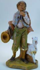 "Fontanini 120 185 (lim) - ""Lucas"" zu 12cm tipo legno"