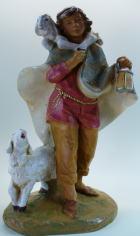 Fontanini 190 379 - Hirtenjunge zu 19cm tipo legno