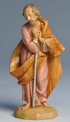 Fontanini 110 001 - Josef stehend zu 11cm tipo legno