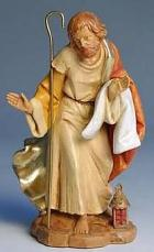 Fontanini 150 401 - Josef stehend zu 15cm tipo legno