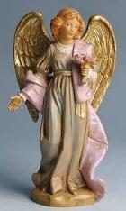 Fontanini 170 511 - Engel stehend zu 17cm tipo legno