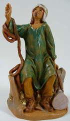 Fontanini 095 925 - Treiber sitzend zu 9,5cm tipo legno