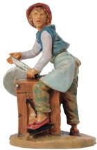 Fontanini 065 73 - Scherenschleifer zu 6,5cm tipo legno