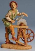 Fontanini 100 236 - Scherenschleifer zu 10cm tipo legno