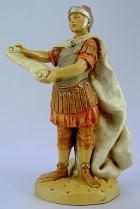 Fontanini 120 154 - Legionär vorlesend zu 12cm tipo legno