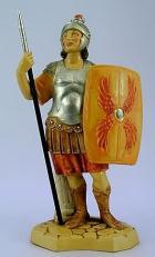 Fontanini 120 158 - Legionär mit Speer zu 12cm tipo legno
