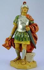 Fontanini 120 159 - Legionär mit Schwert zu 12cm tipo legno