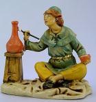 Fontanini 120 161 - Maler zu 12cm tipo legno