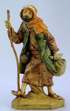 Fontanini 120 171 - Wanderer zu 12cm tipo legno