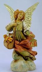 Fontanini 120 289 - Engel mit Gaben zu 12cm tipo legno