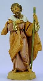 Fontanini 120 001 - Josef zu 12cm tipo legno