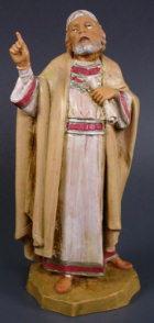 Fontanini 120 574 - König Herodes zu 12cm tipo legno