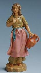 Fontanini 120 583 - Maria Magdalena zu 12cm tipo legno