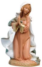 Fontanini 300 02 - Maria kniend zu 30cm tipo legno
