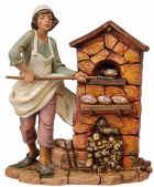Fontanini 300 57 - Bäcker zu 30cm tipo legno