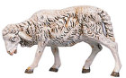 Fontanini 300 14 - Schaf grasend zu 30cm tipo legno