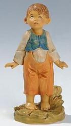 Fontanini 190 374 - Bub klein zu 19cm tipo legno