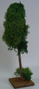 AC1257 - Baum, ca. 20cm hoch von Fontanini
