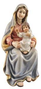 801063 Ko - Maria mit Kind (zu Anbetung der Könige, Flucht)