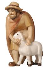 795015 Pe - Hirt mit Schaf