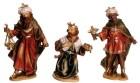 Marolin 743111 - Hl. drei Könge zu 12cm, Kunststoff