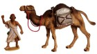 Marolin 74228 - Kamel mit Gepäck und Treiber zu 12cm, Kunststoff