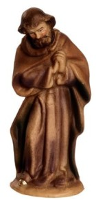 Marolin 71216 - Josef stehend zu 7cm, Kunststoff