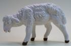 Fontanini 120 035 - Schaf grasend zu 12cm coloriert