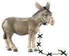 801061 Ko - Esel stehend (zu Herbergssuche, Flucht)