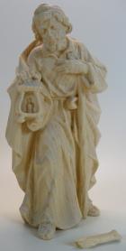 785001 Bruch Zi - Josef stehend zu 11cm Zirbel natur