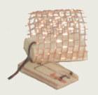 14053 - Ratten & Mausefalle, 3er Set, 1,5 x 1cm