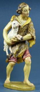 Rupert 009 - Hirt mit Lamm zu 12cm