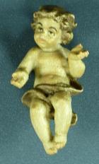 Rupert 000D - Jesukind ohne Wiege zu 12cm