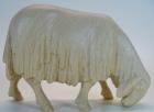 Lepi Venezianische 19 - Schaf abweidend zu 12cm birntonbeize