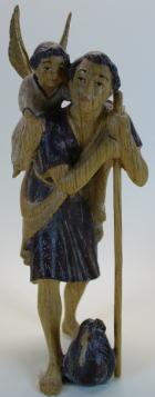 Lepi Venezianische 11 - Hirt mit flüsterndem Engel zu 12cm