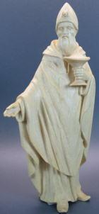 Lepi Venezianische 06 - König (Balthasar) zu 12cm birntonbeize