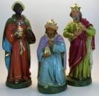 Marolin 503-50 - Heilige Drei Könige, zu 14cm Figuren