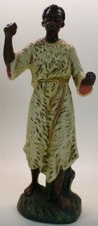 Marolin 207-60 - Kameltreiber mit Fellkleid (schwarzes Gesicht), zu 17cm Figuren