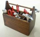 79524 - Werkzeugkasten mit 8 Werkzugen