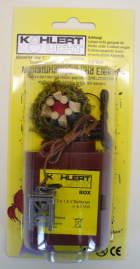 20102 - Krippenlichtset mit Laterne und Lagerfeuer