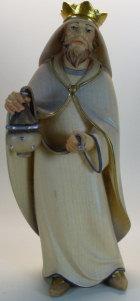 4509 Bruch Ar - König stehend zu 20cm coloriert, Balthasar