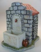 Casa 830 - Brunnen aus Gießharz für 12cm Figuren