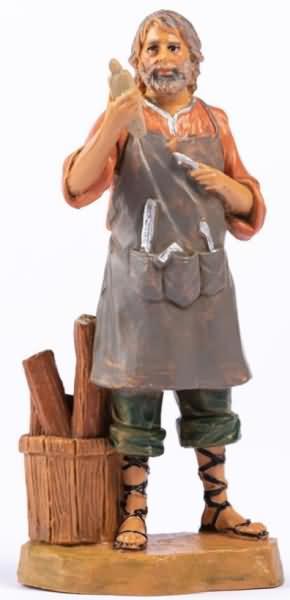 Fontanini 120 711 - Schnitzer zu 12cm tipo legno