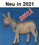 Fontanini 100 021 - Esel stehend zu 10cm tipo legno