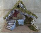 Fontanini 565 - Stall für 12cm Figuren