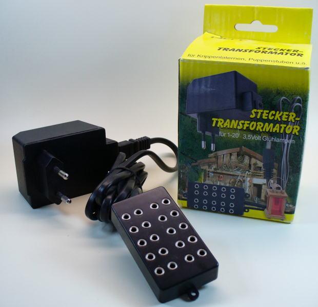 Trafos / Stromversorgung